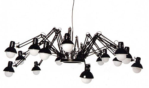 Dear Ingo Task Lamp Chandelier