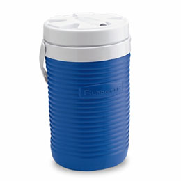 Not quite half-gallon jug