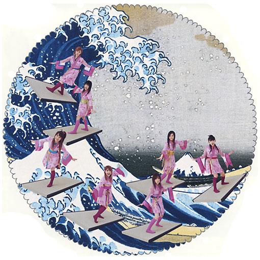 Morning Musume Sakuragumi -- Riding The Big Wave