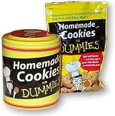 Homemade cookies for Dummies