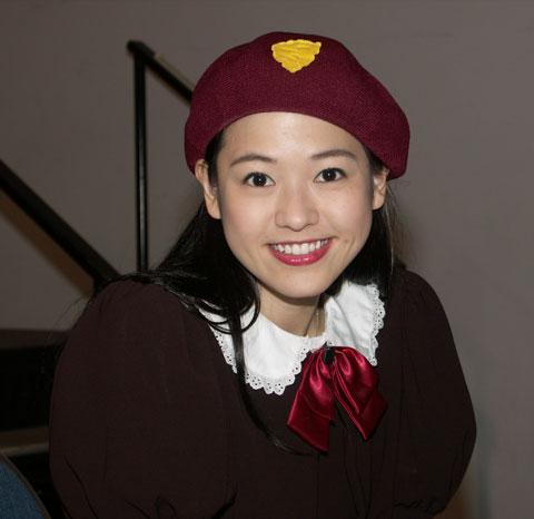 Maria Yamamoto at Fanimecon 2005