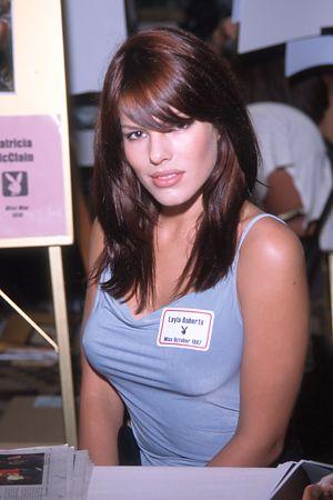 Glamorous Layla Roberts